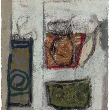 Tony Scrivener - Fruit Bowl Two Vessels No. 5, 2016