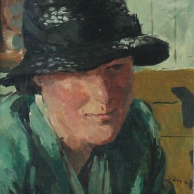 William Dring - The Black Hat (Elizabeth), 1932