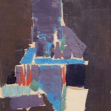 Peter Kinley - Interior, c 1963