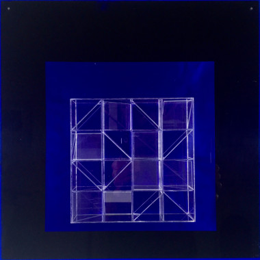 Peter Clapham - Space Frame 16 MKIII, 1968
