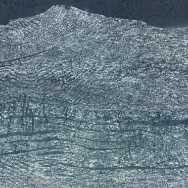 Pamela Burns - White Mountain, 2015