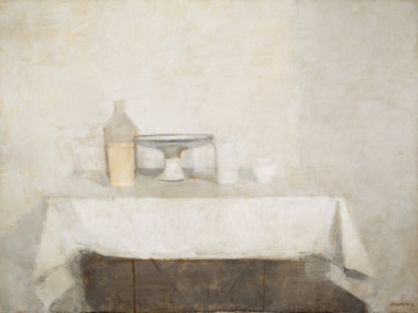 <span class=%22title%22>Still life, Compotier, Jars and Pot<span class=%22title_comma%22>, </span></span><span class=%22year%22>1961</span>