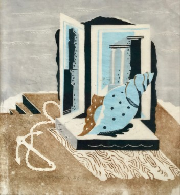 <span class=%22title%22>Still Life with Anchor and Shell<span class=%22title_comma%22>, </span></span><span class=%22year%22>c 1930</span>
