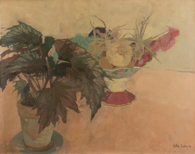 <span class=%22title%22>No Two II (Still life with Fruit and Plant)<span class=%22title_comma%22>, </span></span><span class=%22year%22>1964</span>