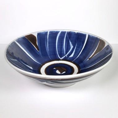 <span class=%22title%22>Aldermaston Pottery open bowl<span class=%22title_comma%22>, </span></span><span class=%22year%22>1990</span>