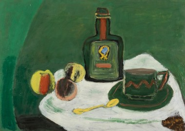 <span class=%22title%22>Nature morte verte (Green Still life)<span class=%22title_comma%22>, </span></span><span class=%22year%22>1956</span>