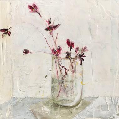 Jane Skingley, Red Stems, 2018