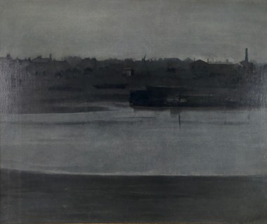 <span class=%22title%22>Battersea Reach<span class=%22title_comma%22>, </span></span><span class=%22year%22>c 1880s</span>