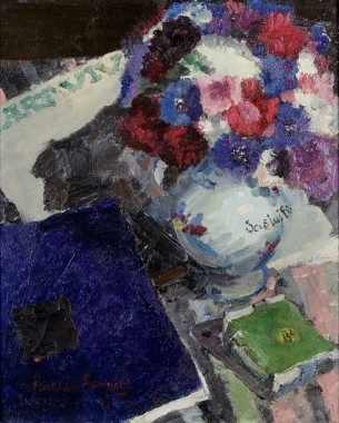 <span class=%22title%22>Still life (with Book)<span class=%22title_comma%22>, </span></span><span class=%22year%22>c 1925</span>