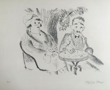 <span class=%22title%22>Woman with her Husband in the Garden<span class=%22title_comma%22>, </span></span><span class=%22year%22>c 1929</span>