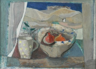 <span class=%22title%22>Pomegranates and Sweet Basil, Patmos<span class=%22title_comma%22>, </span></span><span class=%22year%22>1987</span>