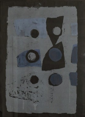 <span class=%22title%22>Variations on Six (Blue on Black)<span class=%22title_comma%22>, </span></span><span class=%22year%22>1953</span>