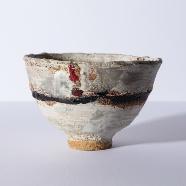 <span class=%22title%22>Bowl with thin dark band</span>
