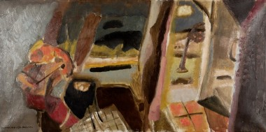 <span class=%22title%22>Cottage Interior, Evening<span class=%22title_comma%22>, </span></span><span class=%22year%22>1938 circa</span>
