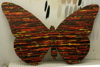 Butterfly 3, 2012