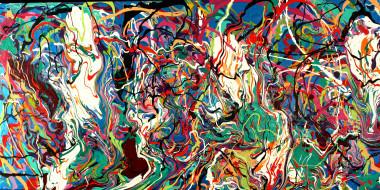 Frazzle Razzle Dazzle - Jiqe He, 2011