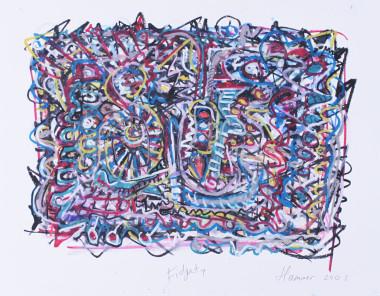 Fidgety, 2003