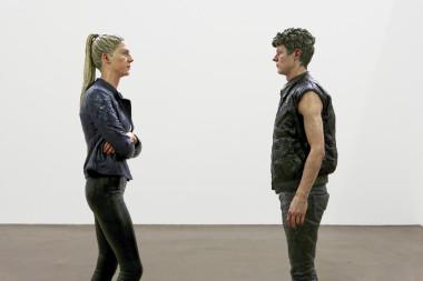 Standing Figure (Woman) + Standing Figure (Man) 2019