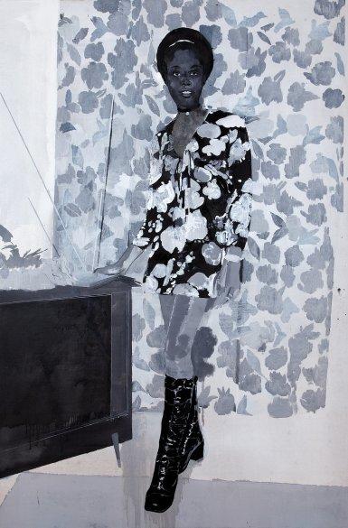 <p><em>American Tan (Mrs. S. Keita)</em>, 2013</p>