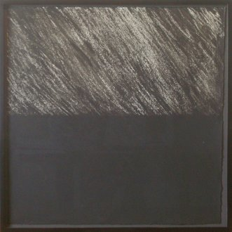 Untitled Charcoal Painting (ENWCP 48), c1993