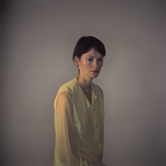 Olya in Yellow, Two, 2010