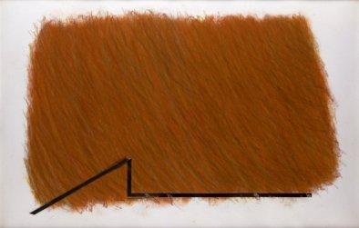 Large Brown Drawing, 1970