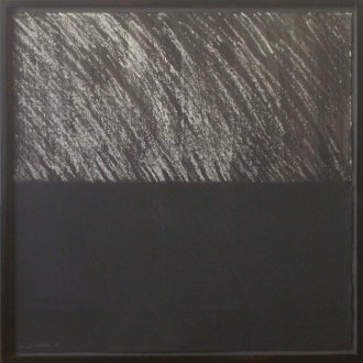 Untitled Charcoal Painting (ENWCP 55), c1993