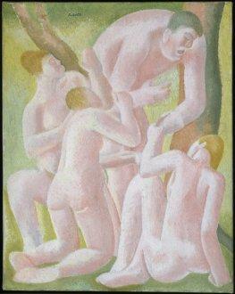 Judgement of Paris, c1925
