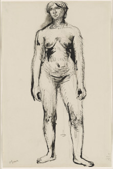 Standing Figure, 1924