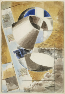 Abstraction (Rotary Objects), 1932