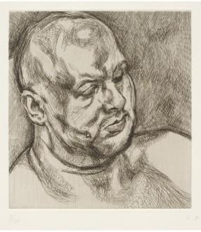 Head of a Man, 1992