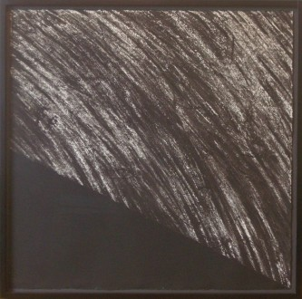 Untitled Charcoal Painting (ENWCP 54), c1993