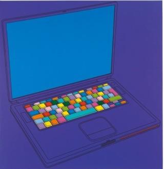 Apple Powerbook G4 17'', 2003