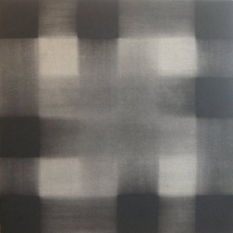 Untitled Charcoal Painting (ENC 31), c1979