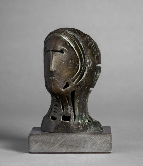 Maquette for Openwork Head no.2, 1950