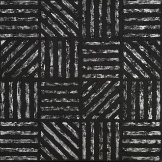 Untitled Charcoal Painting (ENC 41), 1994