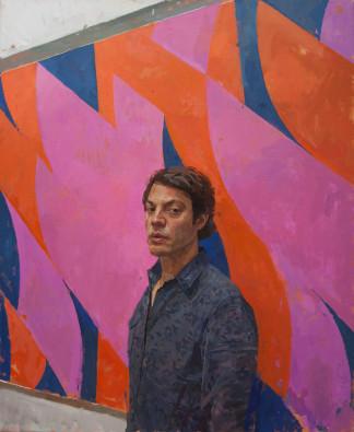 Alex Fowler, Riley Self-Portrait, 2010