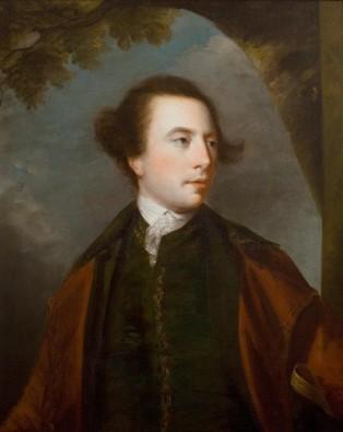 Joshua Reynolds, Peregrine Bertie 3rd Duke of Ancaster (1714-1778), 1757-58