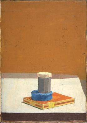 Euan Uglow, Polygons, 1970