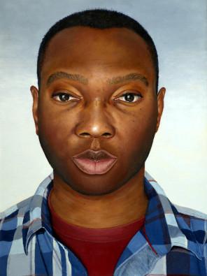 Benjamin Ogbebor, Benjamin Ogbebor (Self Portrait II), 2017