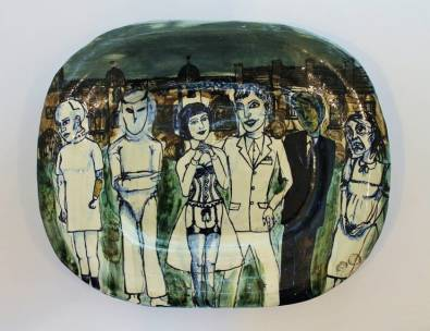 Grayson Perry, Six Figure Group, 1990, c.