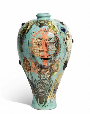 Grayson Perry, Layers of Meaninglessness, 1994