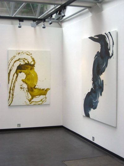James Nares: Paintings