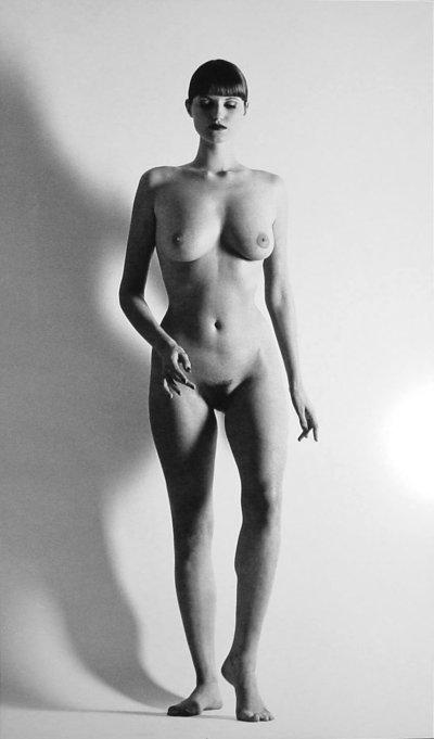 Helmut Newton: Big Nudes