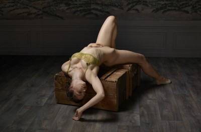 Reclining Nude No. 6