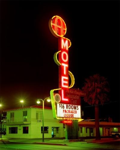 Ambassador Motel, Las Vegas