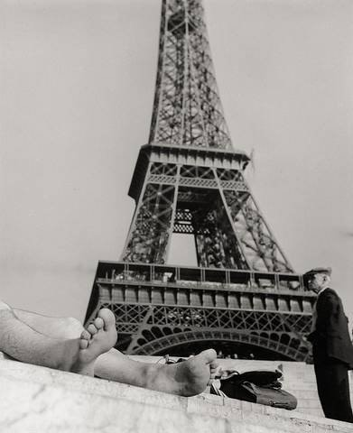 Untitled (Below the Eiffel Tower)