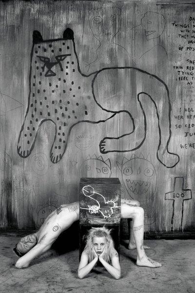 Online Exhibition - Roger Ballen: Works from 'Asylum' & 'Die Antwoord'