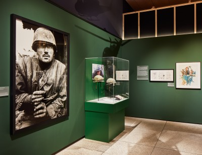 Don McCullin loan to Design Museum