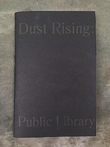 Image: Matthew Brandt Dust Rising: Public Library